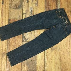 Levi's Classic 501XX Button Fly Retro Denim Jeans